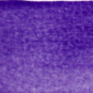 Echantillon de peinture à l'encaustique prête à l'emploi violet outremer