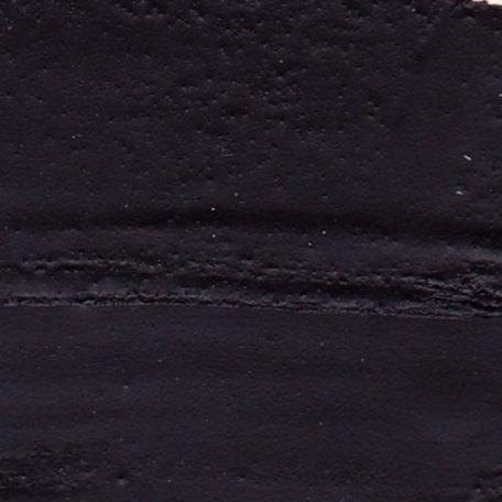 Échantillon de peinture à l'encaustique prête à l'emploi noir de vigne