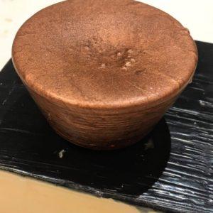 Pain encaustique cuivre metallise