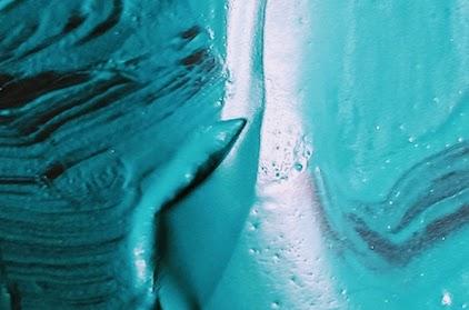 echantillon vert cobalt